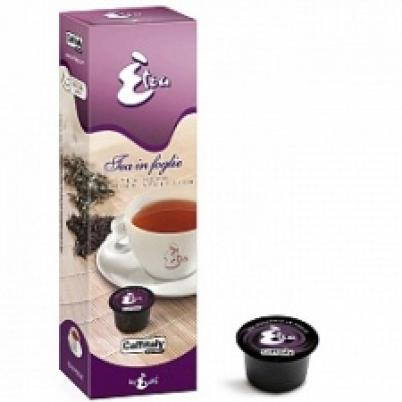 Капсулы Caffitaly system Tea in Foglie tea nero premium