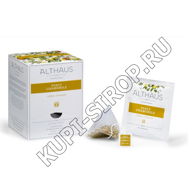 ALTHAUS Fancy Chamomile