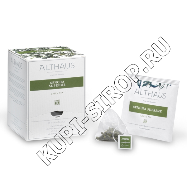 ALTHAUS Sencha Supreme