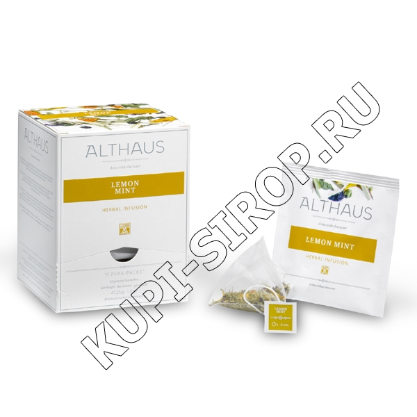 ALTHAUS Lemon Mint