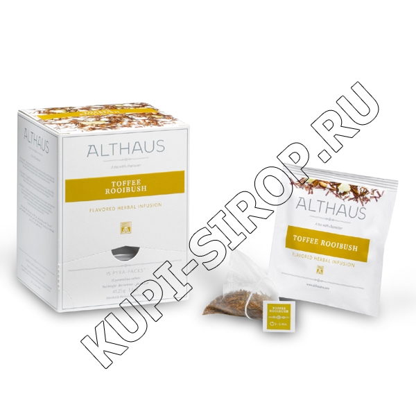 ALTHAUS Toffee Rooibush