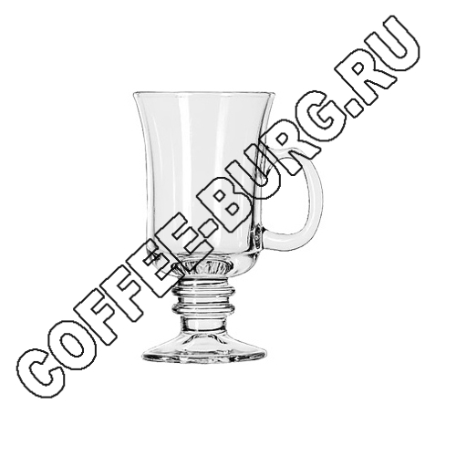 Бокал Irish coffee, 251 мл, D=76/100, H=145, Libbey, Мексика