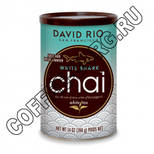 Чай латте David RIO White Shark Chai 398г