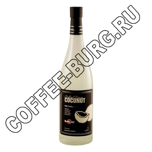 Сироп Barline Coconut (Кокос) 1 литр