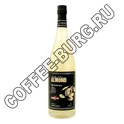 Заказать Сироп Barline Almond (Миндаль)