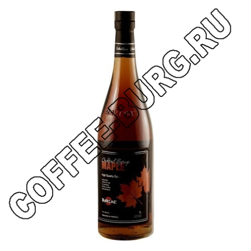 Сироп Barline Maple (Клен) 1 литр