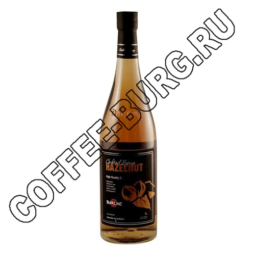 Сироп Barline Hazelnut (Фундук) 1 литр