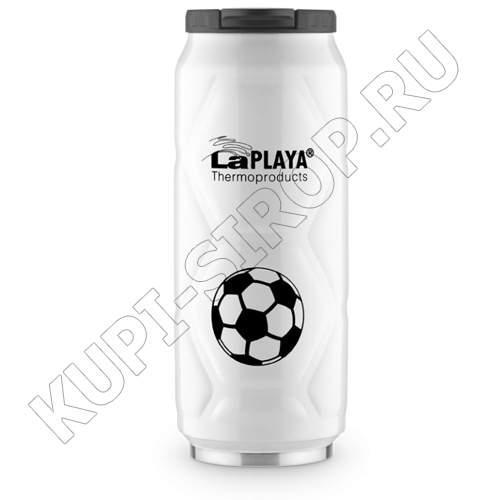 Термокружка LaPlaya Football Can White 0,5 L
